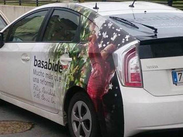 Radio taxi vinaros publicidad movil